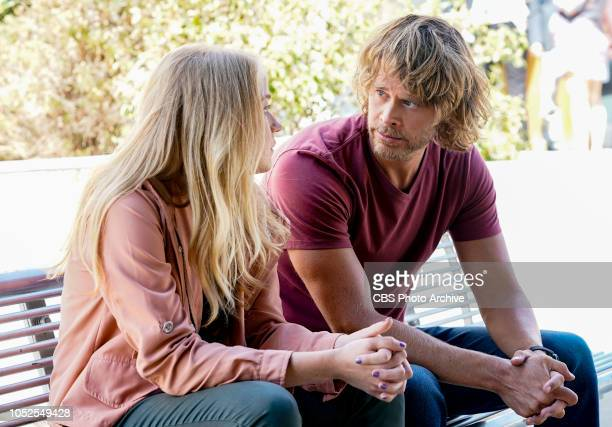 Pro Se Pictured Paulina Olszynski and Eric Christian Olsen While assisting NCIS with an undercover operation informant Elizabeth Williams is arrested...