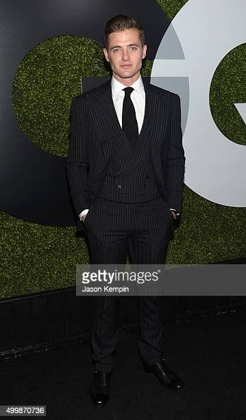 Pro soccer player Robbie Rogers attends the GQ 20th Anniversary Men Of The Year Party at Chateau Marmont on December 3 2015 in Los Angeles California