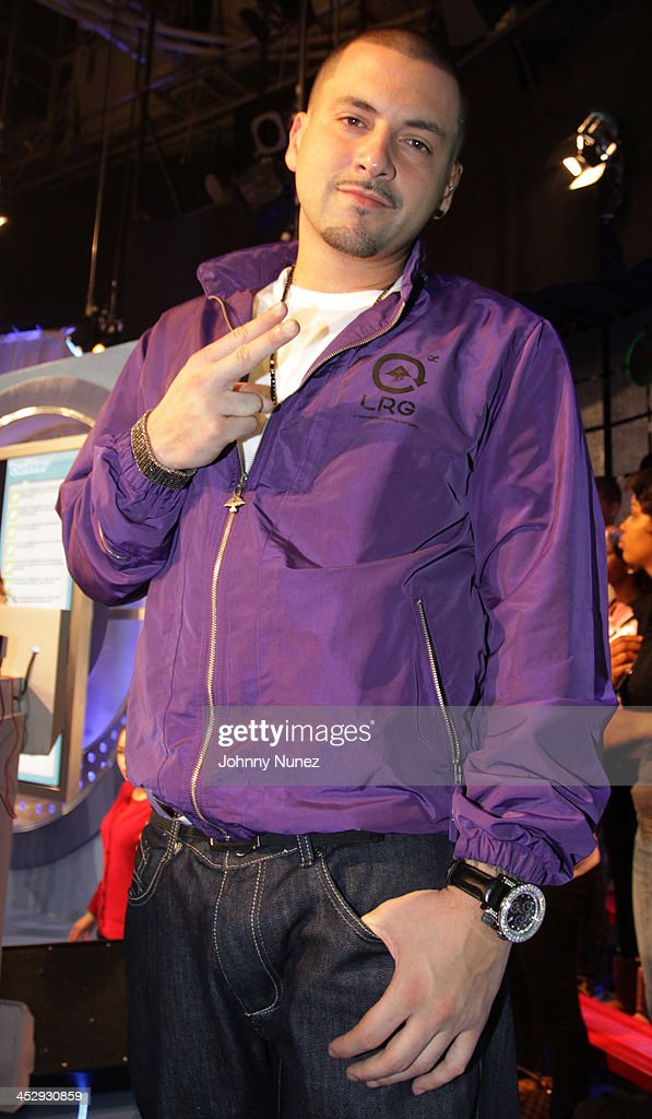 DJ Pro Styles on the set of BET's 106 & Park at BET Studios on April 21, 2010 in New York City.