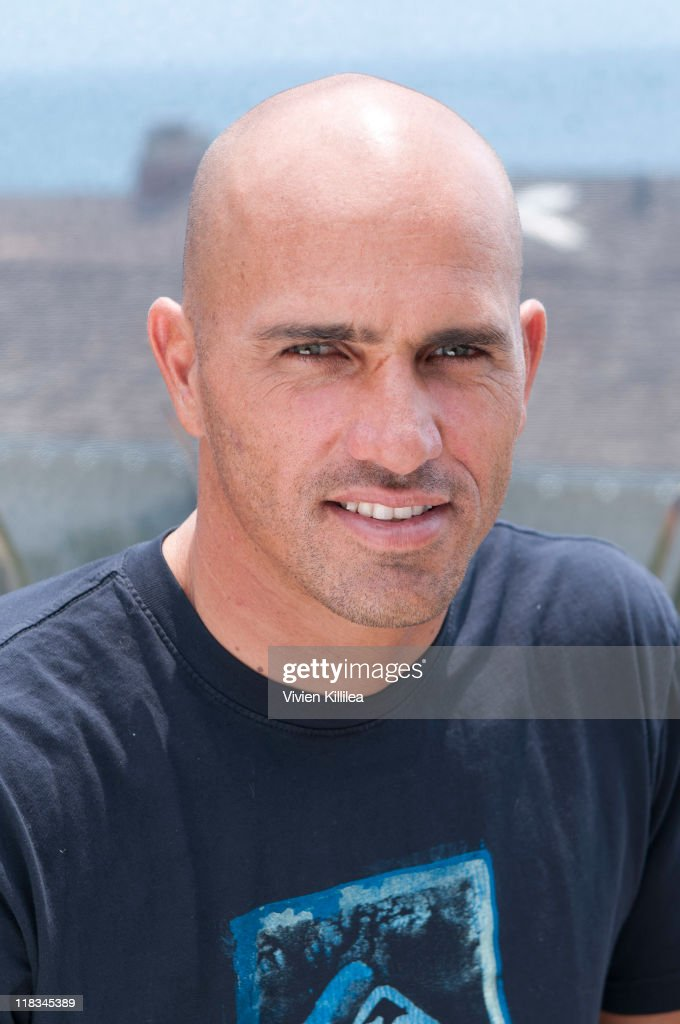 Pro surfer Kelly Slater attends Kelly Slater And Daphne's California Greek Launch Next Generation Of Surf Stars on July 6, 2011 at Daphne's CEO Bill Trefethen's home in San Clemente, California.