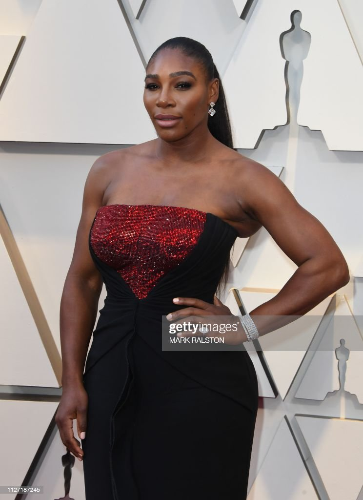 US-OSCARS-ARRIVALS : News Photo