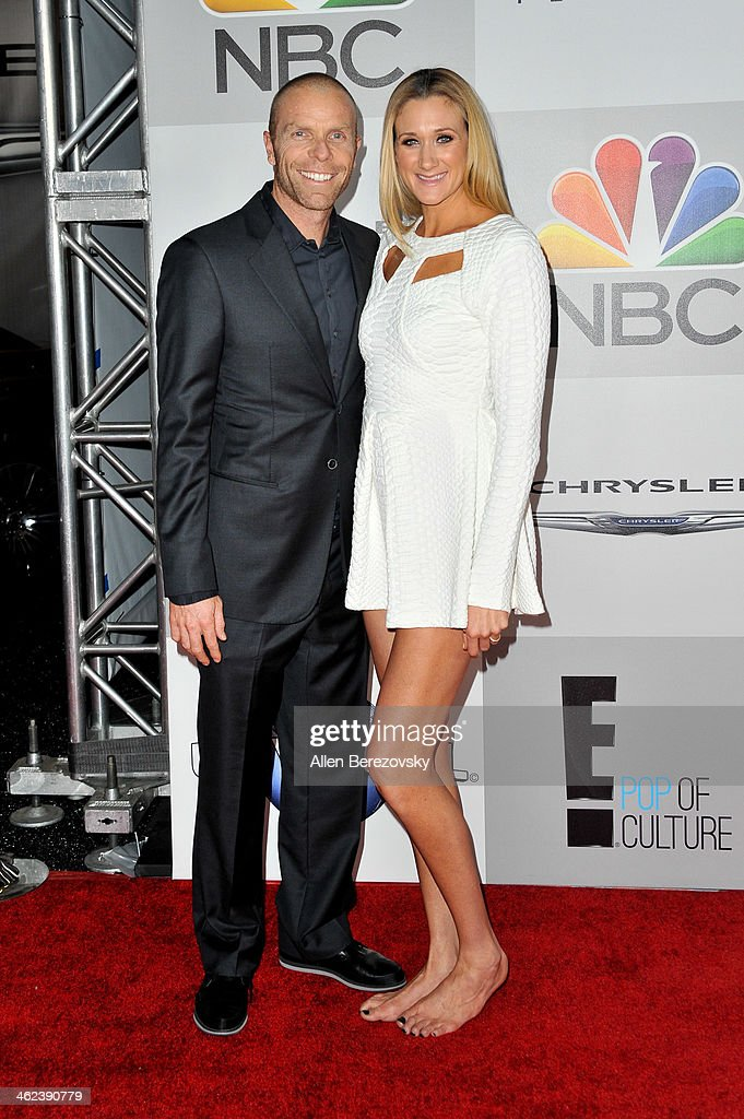 NBC/Universal's 71st Annual Golden Globes After Party - Arrivals