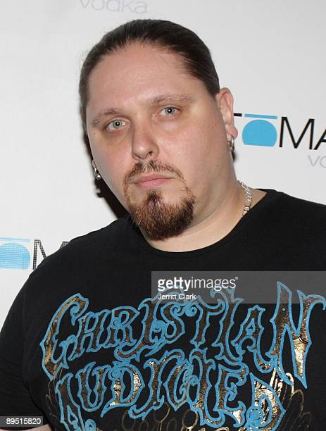 Pro Wrestler actor author Brimstone attends the 10th Anniversary New York International Latino Film Festival 'Los Bandoleros' premiere after party at...