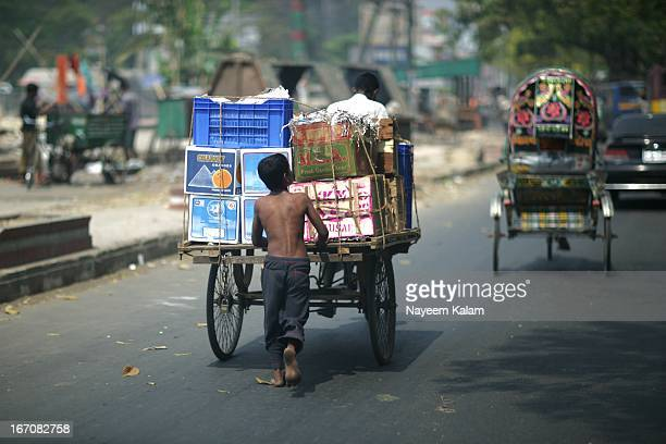 CONTENT] Probably he's the son pushing his father's van the load might have been too heavy the buildings the trees and the surroundings must have...