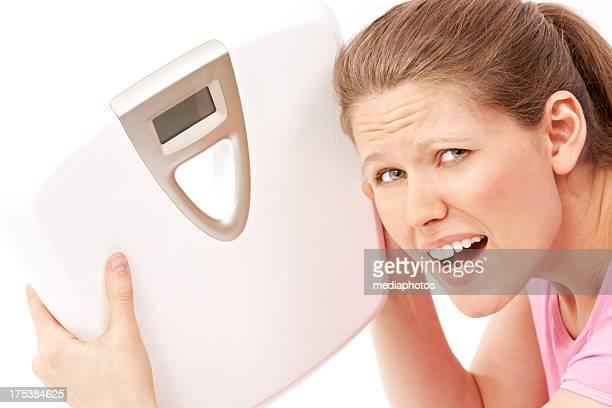 Problemas con el peso