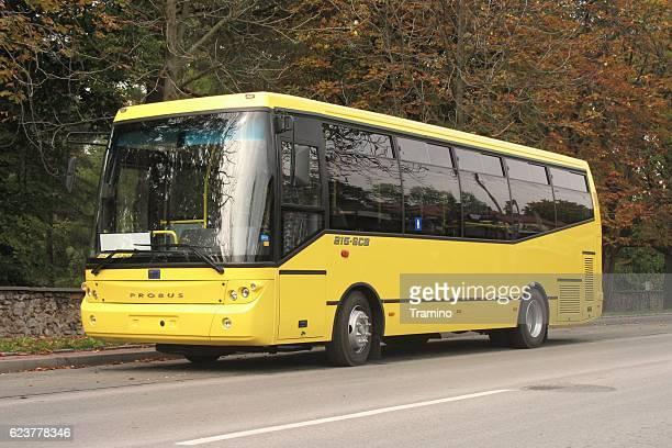 BMC Probus - Turkish bus