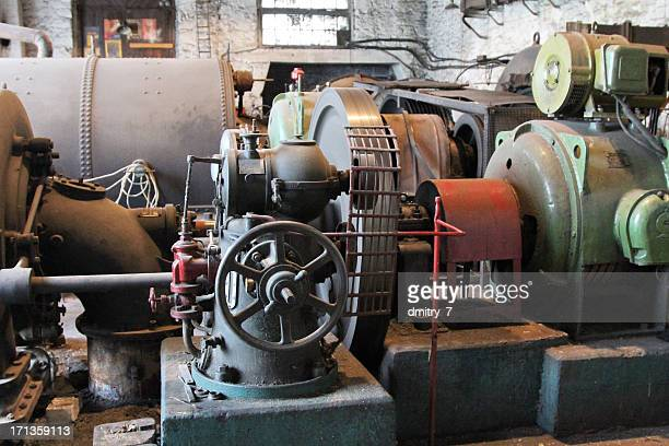 Process equipment hydroelectric