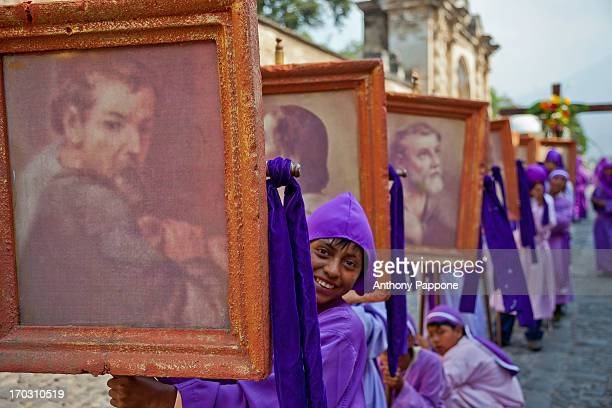 CONTENT] procession during easter Week in Antigua Guatemala