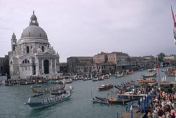 Pope In Venice
