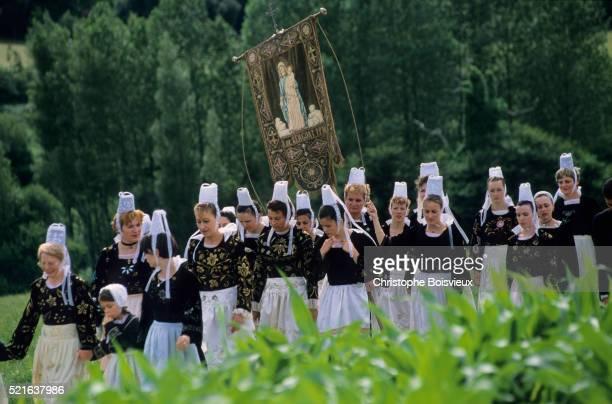 Procession of the Grande Tromenie