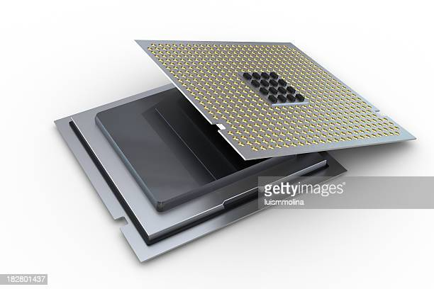 processor isolated - cpu stock pictures, royalty-free photos & images