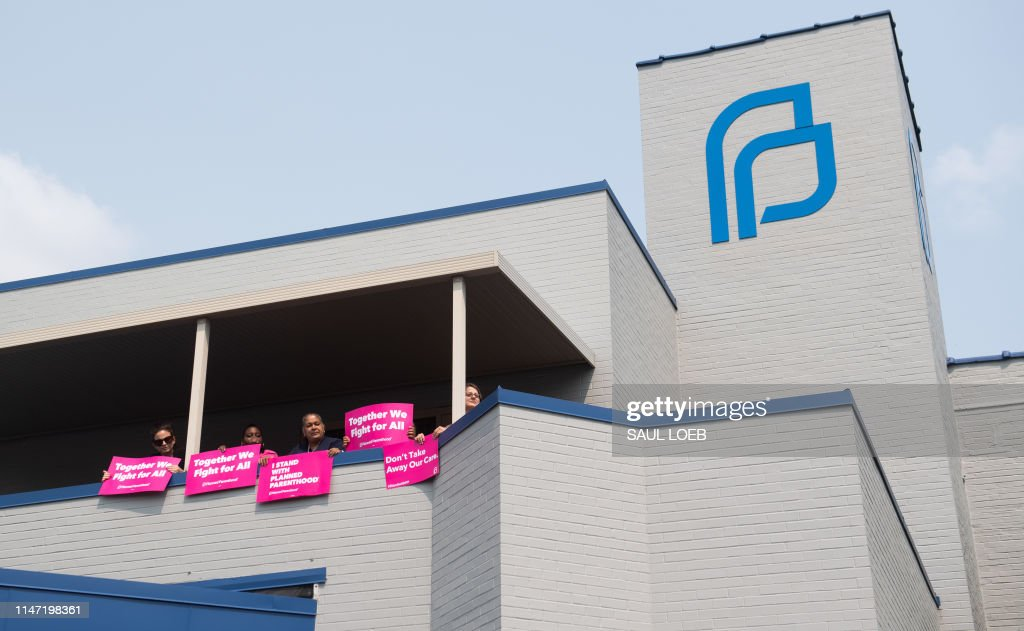 US-LAWS-ABORTION : News Photo