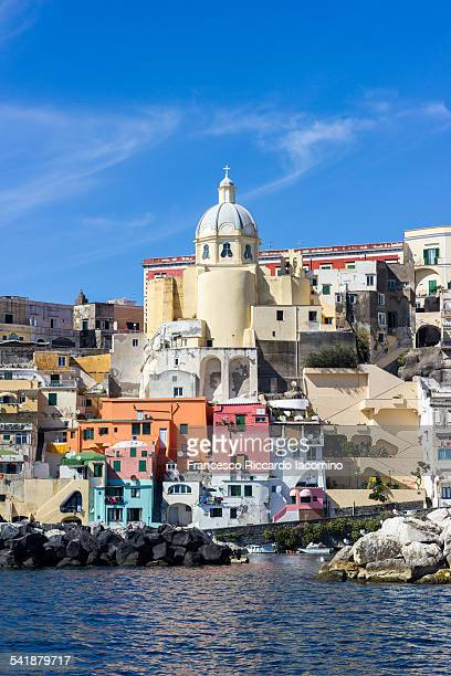 Procida, colorful island in the Mediterranean Sea