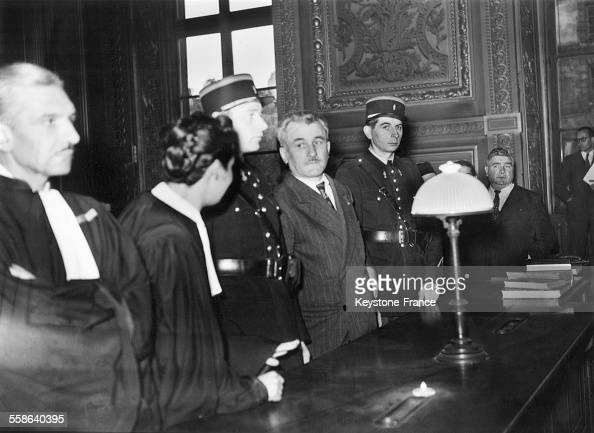 Proc s de joseph darnand pictures getty images for Haute justice