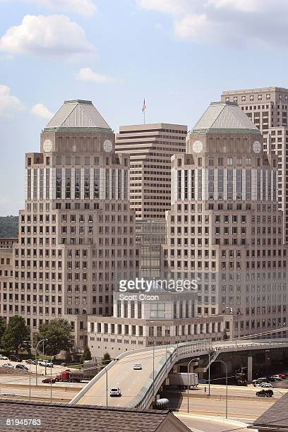 Procter Gamble Co corporate headquarters is seen July 15 2008 in downtown Cincinnati Ohio PG employs over 138000 people in over 80 countries