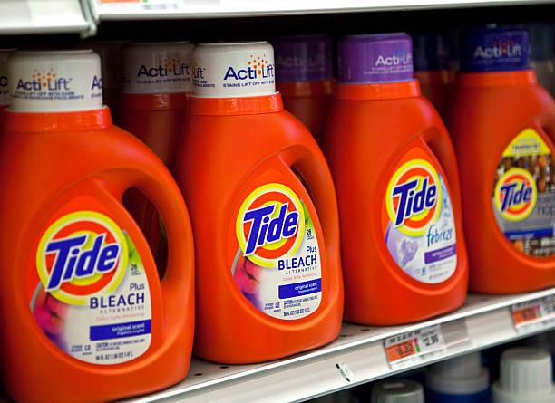 marketing environment forces on procter gamble s gain laundry detergent Procter & gamble laundry and has contributed to declining per capita laundry detergent consumption in which includes the company's tide, gain.