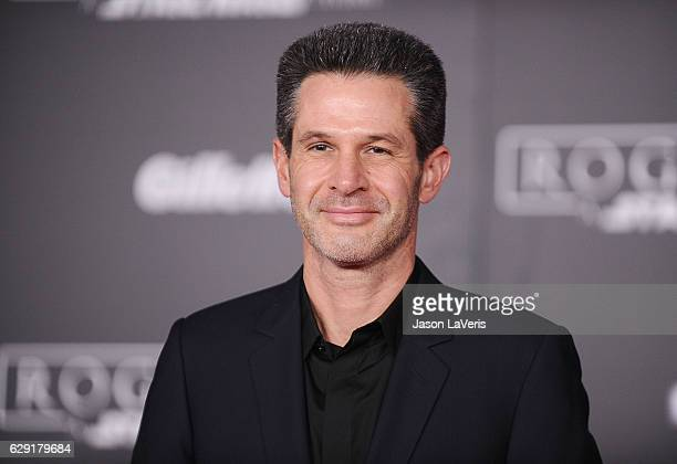 Prodcer Simon Kinberg attends the premiere of 'Rogue One A Star Wars Story' at the Pantages Theatre on December 10 2016 in Hollywood California