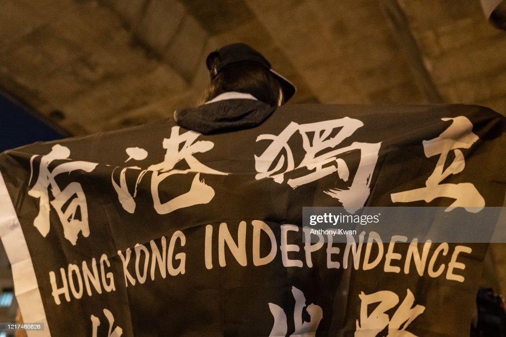 Hong Kong Marks 31 Years Since The Tiananmen Massacre : ニュース写真