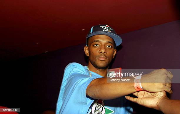 Prodigy during Mobb Deep Presents Amerikaz Nightmare Album Release at Spirit in New York City New York United States