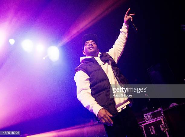 Prodigy from Mobb Deep performs at O2 ABC Glasgow on May 10 2015 in Glasgow United Kingdom