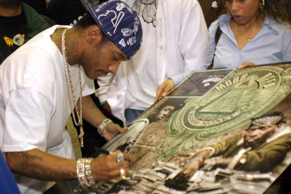 Mobb Deep Album Signing - May 2, 2006 : News Photo