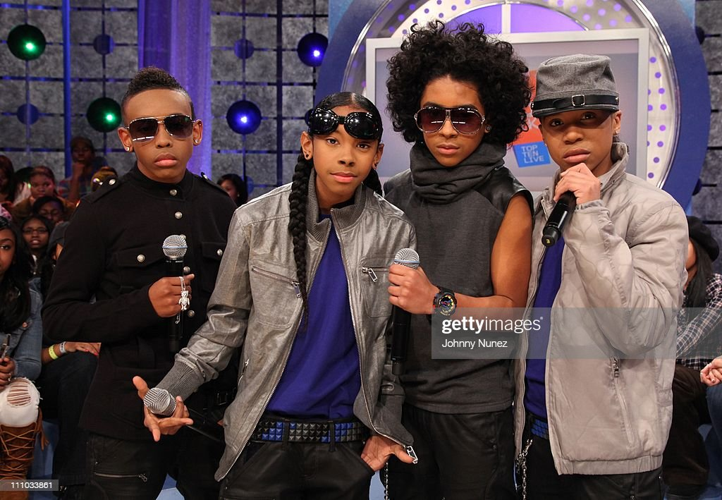 Mary Mary And Mindless Behavior Visits Bets