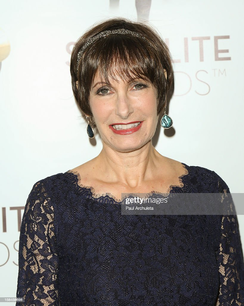 Produce Gale Anne Hurd attends the International Press Academy's 17th Annual Satellite Awards at InterContinental Hotel on December 16, 2012 in Century City, California.