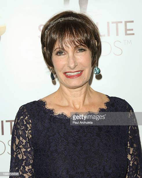 Produce Gale Anne Hurd attends the International Press Academy's 17th Annual Satellite Awards at InterContinental Hotel on December 16 2012 in...