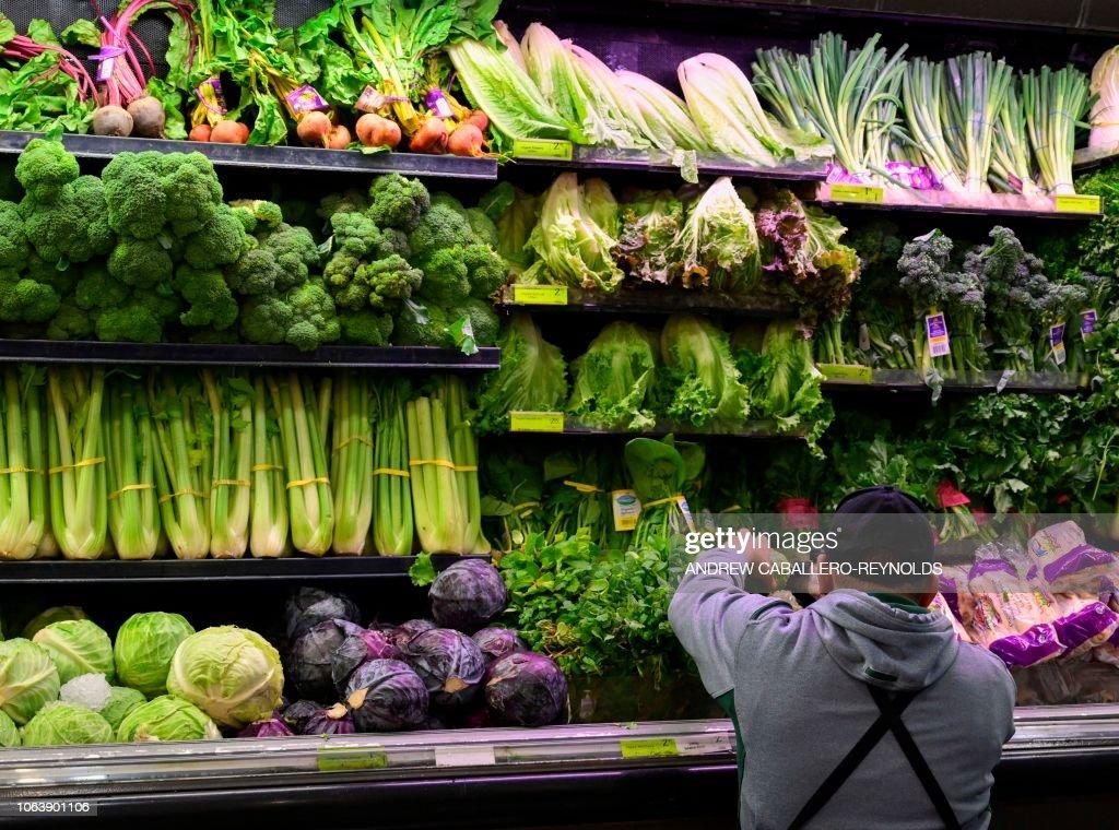 US-HEALTH-FOOD : News Photo