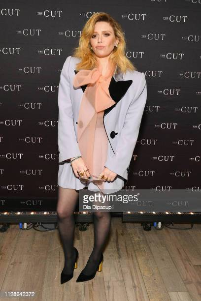 Producer Actor Writer and Director Natasha Lyonne attends The Cut's How I Get It Done at 1 Hotel Brooklyn Bridge on March 4 2019 in Brooklyn New York