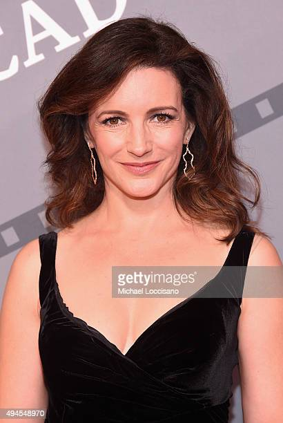 Producer Actress Kristin Davis attends a red carpet for 'Gardeners of Eden' at Trustees Theatre during the Day Four of 18th Annual Savannah Film...