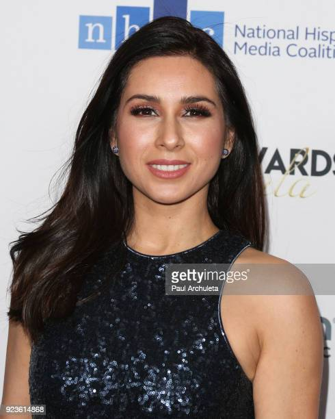 Producer / Actress Patricia Maya attends the National Hispanic Media Coalition's 21st annual Impact Awards at the Beverly Wilshire Four Seasons Hotel...