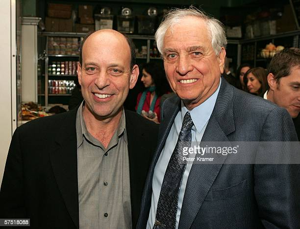 Producer AD Oppenheim and actor Gary Marshall attend the 5th annual Tribeca Fim Festival after party for Keeping Up With the Steins at Barney...