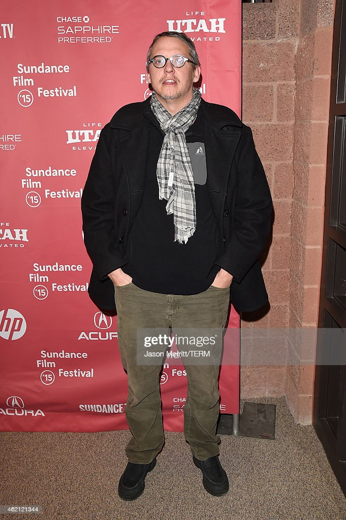 Producer Adam McKay attends the 'Sleeping With Other People' premiere during the 2015 Sundance Film Festival on January 24, 2015 in Park City, Utah.