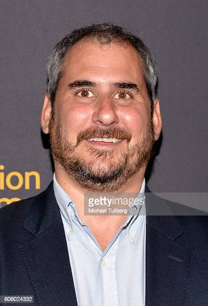 Producer Adam Siegel attends Television Academy's event celebrating Emmynominated producers for the 68th Emmy Awards at Montage Beverly Hills on...