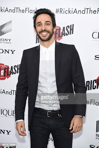 Producer Adam Siegel attends the New York premier of Ricki And The Flash at AMC Lincoln Square Theater on August 3 2015 in New York City