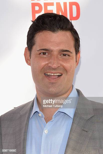 Producer Adam Tenenbaum attends the premiere of So B It at the 2016 Los Angeles Film Festival at Arclight Cinemas Culver City on June 7 2016 in...