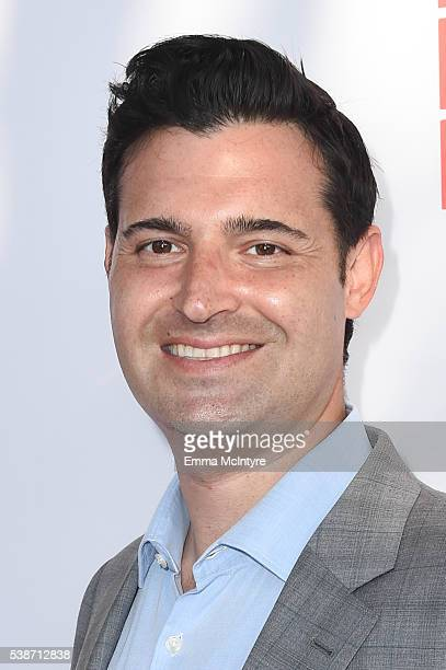Producer Adam Tenenbaum attends the premiere of 'So B It' at the Los Angeles Film Festival at Arclight Cinemas Culver City on June 7 2016 in Culver...