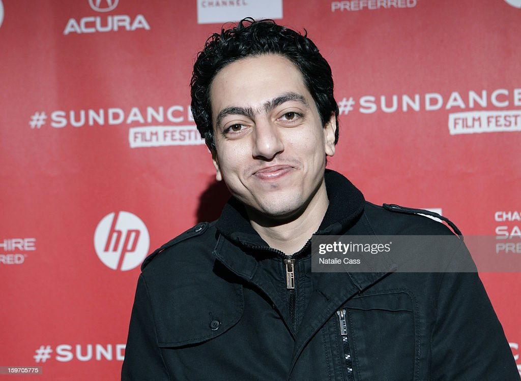 Producer Ahmed El-Barbary attends 'The Square(Al Midan)' Premiere during the 2013 Sundance Film Festival at Yarrow Hotel Theater on January 18, 2013 in Park City, Utah.