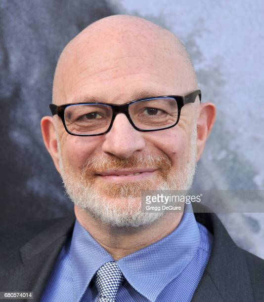 Producer Akiva Goldsman arrives at the premiere of Warner Bros Pictures' King Arthur Legend Of The Sword at TCL Chinese Theatre on May 8 2017 in...