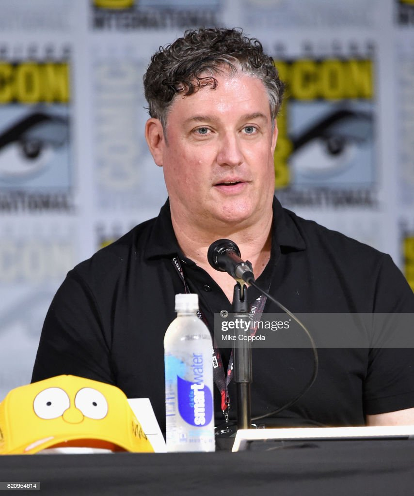 Producer Al Jean attends 'The Simpsons' panel during Comic-Con International 2017 at San Diego Convention Center on July 22, 2017 in San Diego, California.