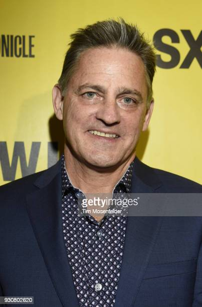 Producer Alan Eliias attends the premiere of Friday's Child at the Paramount Theatre on March 11 2018 in Austin Texas
