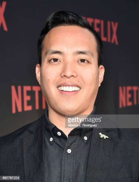 "Producer Alan Yang attends Netflix's ""Master Of None"" For Your Consideration Event at the Saban Media Center on June 5, 2017 in North Hollywood,..."