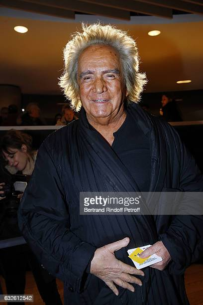 "Producer Albert Koski attends ""Raid Dingue"" Paris Premiere at Cinema Pathe Beaugrenelle on January 24, 2017 in Paris, France."