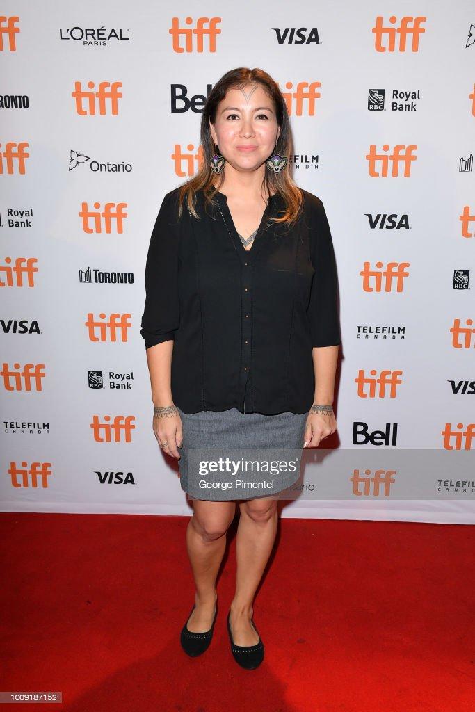 Toronto International Film Festival 2018 Canadian Press Conference : News Photo