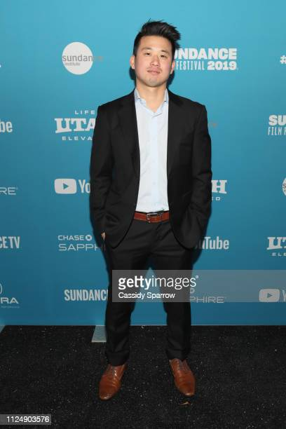 Producer Alex Chi attends the Ms Purple Premiere during 2019 Sundance Film Festival at Library Center Theater on January 25 2019 in Park City Utah