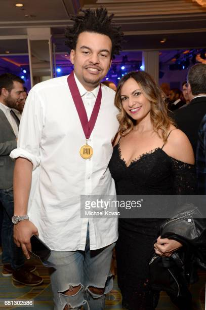 Producer Alex da Kid at the Broadcast Music Inc honors Barry Manilow at the 65th Annual BMI Pop Awards on May 9 2017 in Los Angeles California