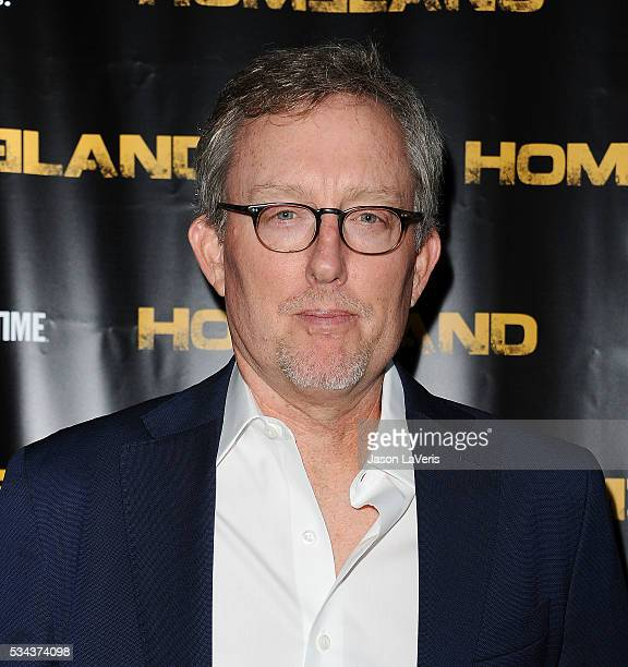 Producer Alex Gansa attends the Homeland Emmy FYC event at Zanuck Theater at 20th Century Fox Lot on May 25 2016 in Los Angeles California
