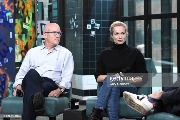 Producer Alex Gibney and documentary film director Alexis Bloom visit Build Series to discuss the film 'Divide and Conquer The Story of Roger Ailes'...