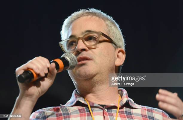 Producer Alex Kurtzman attends Day 3 of Creation Entertainment's 2018 Star Trek Convention Las Vegas at the Rio Hotel Casino on August 4 2018 in Las...